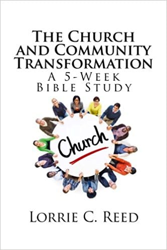 Book Cover: The Church and Community Transformation